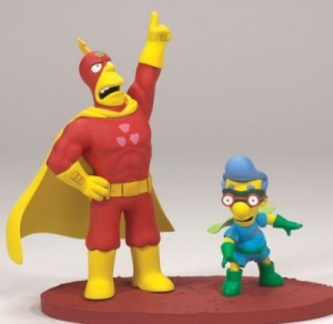Radioactive Man & Birthday Boy